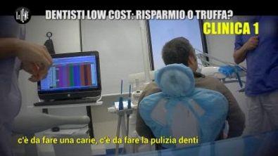 ROMA: Denti low cost: risparmio o truffa?