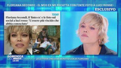 Floriana Secondi, le foto a luci rosse sul web