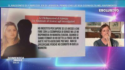 Il racconto di Fabrizio, ex di Jessica