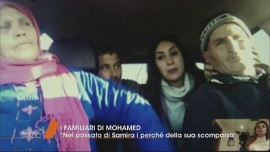 I familiari di Mohamed Barbri