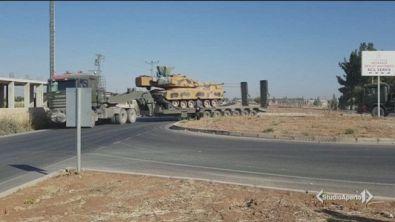 Siria, bomba su un carcere Isis