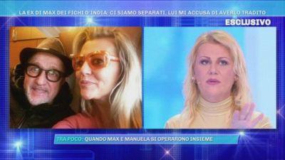 """La ex di Max Cavallari: """"Lui non mi permette di rifarmi una vita"""""""