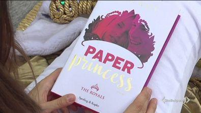 "Arriva ""Paper Princess"""