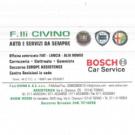 F.lli Civino  - Officina Autorizzata