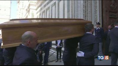 In Duomo l'ultimo addio a Zeffirelli