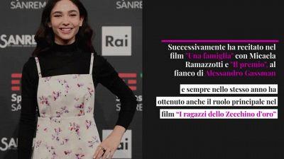 Matilda De Angelis, la carriera e la vita privata dell'attrice italiana