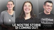 Coming Out Day, le storie di chi l'ha fatto