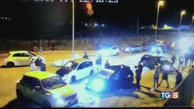 Folli gare clandestine fermate dai carabinieri