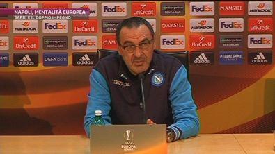 """Sarri: """"Europa League folle"""""""