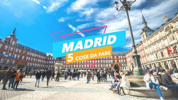 5 cose da fare a: Madrid