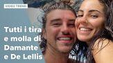 Tutti i tira e molla tra Andrea Damante e Giulia De Lellis