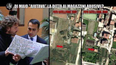 """ROMA: Di Maio: i fabbricati abusivi, """"l'aiuto"""" nei magazzini, la stalla-villetta e i prestanome"""
