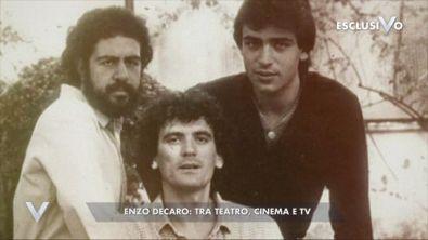 I mille volti di Enzo De Caro