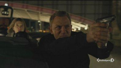 Matera accoglie James Bond