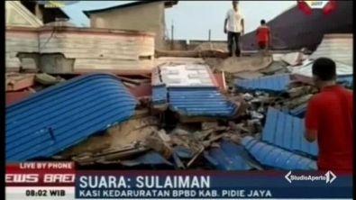 Terremoto in Indonesia, è strage