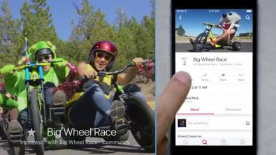 Facebook Events App Launch Video