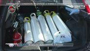 Coronavirus: i carabinieri recuperano le bombole d'ossigeno per i contagiati