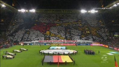 Germania-Argentina 2-2: partita intera