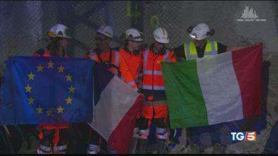 Tav Torino-Lione, completati i primi 9 km di tunnel