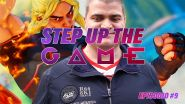 Step up the game, episodio 09: il giocatore cieco