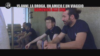 Cile: comincia il viaggio per salvare Natan dalla droga