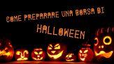 Come preparare una borsa di Halloween