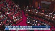 Breaking News delle 09.00 | Decreti Salvini, niente intesa