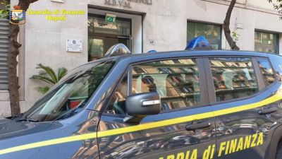 Frode fiscale a Napoli: maxi sequestro da 27 milioni di euro