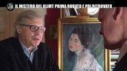 DE GIUSEPPE: Quadro di Klimt ritrovato dopo 22 anni a Piacenza, parla il presunto ladro
