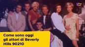 Come sono oggi gli attori di Beverly Hills 90210