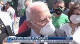 Breaking News delle 17.00 | Coprifuoco anche in Campania