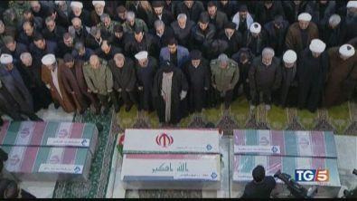 Scenari di vendetta. 35 morti al funerale