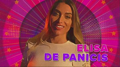 Elisa De Panicis: la clip di presentazione