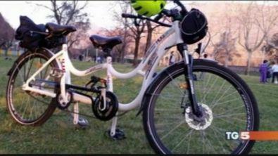 """""""Edo non sorride più ridateci la sua bici"""""""