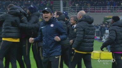 Il sorpasso dell'Inter
