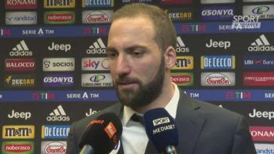 """Juventus, Higuain: """"Ossessione del gol? Sono migliorato"""""""