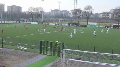 Monza Under 16, che gol: Caccavo segna da centrocampo