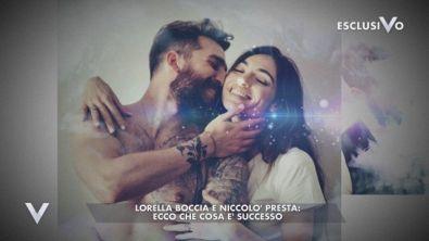 Lorella Boccia e Niccolò Presta: ecco cosa è successo