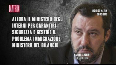 """Cosa vuole Salvini: """"O parte un governo o si va al voto"""""""