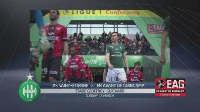 AS Saint Etienne-EN Avant De Guingamp 2-0