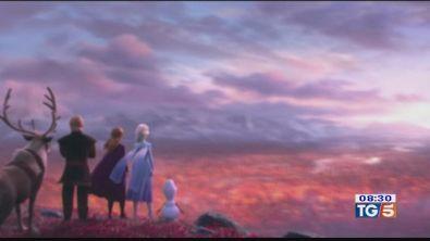 Dal 27 novembre arriva la magia di Frozen 2