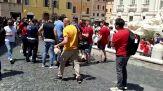 Europei: cori senza mascherina alla fontana di Trevi, identificati i tifosi turchi