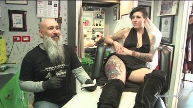 Il tatuatore dei record