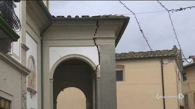 Terremoto al Mugello, 200 sfollati