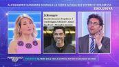 Alessandro Gassmann segnala la festa a casa dei vicini: è polemica