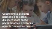 Novità Telegram: videochiamate con 1000 utenti