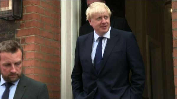 Gb, Johnson verso leadership Tory. Via a dimissioni nel governo