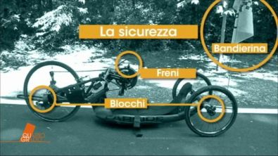 La Handbike di Alex Zanardi