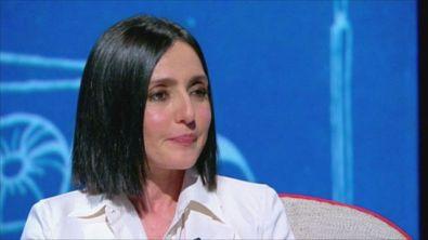 """Ambra Angiolini: """"La mia famiglia mi ha insegnato la solidità"""""""