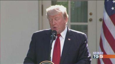 Trump avverte Siria e Corea del Nord